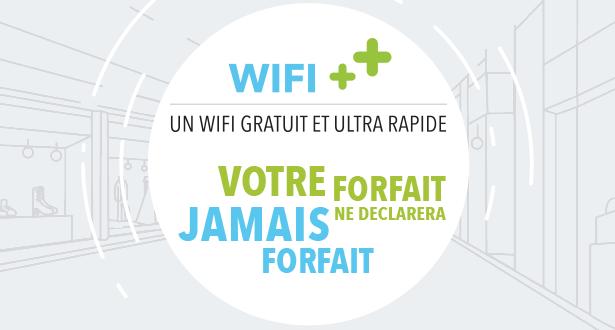 Wifi d barque dans votre centre centre commercial carrefour amiens - Nouveau centre commercial amiens nord ...